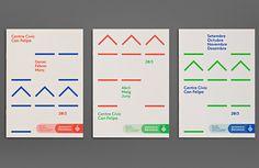 Graphic Design: Spanish studio Forma & Co. make even boring briefs exciting