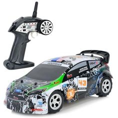 WLtoys A989 1:24 2.4GHz 5-CH Electric Sports Car Model Toy