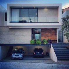 Encuentra las mejores ideas e inspiración para el hogar. CASA VILLA PALMAS por DA:HAUS | homify