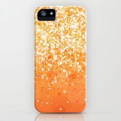 Glitteresques XVIII iPhone & iPod Case by Rain Carnival - $35.00 I hope you like it!! #iphone #samsung #mobile #case #skin #glitter #spark #sparkle