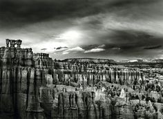 """One of the first pioneers to see southern Utah's Bryce Canyon described its delicate, pastel-hued spires as """"the most wonderful scene that the eye of man ever beheld."""" It was named a national park in 1928."""