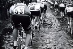 Paris Roubaix brings new definitions to heroism every year.