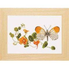 Papillon et Capucines - Thea Gouverneur