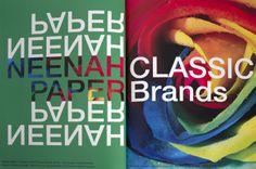 Neenah Paper Sample