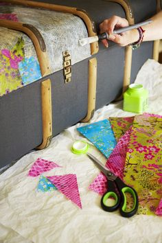 'Learn How to Decoupage, Step-by-Step...!' (via The Spruce)