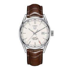 Reis-Nichols Jewelers : Tag Heuer Carrera Twin Time Watch