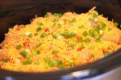 Lisa's Dinnertime Dish for Great Recipes! – Cheesy Chicken Tator Tot Casserole