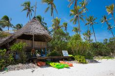 Zanzibar | Matemwe Lodge | Asilia Africa Matemwe beach sports house