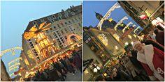 Exploring the Dresden Christmas Markets