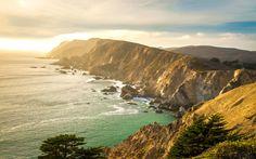 Coastal National Parks - Point Reyes National Seashore,  California