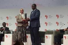 بسيوني أفضل عالمة في قارة أفريقيا