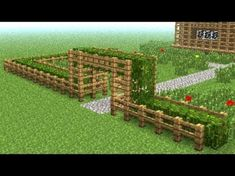 10 Gorgeous DIY Minecraft Crafts And Party Ideas Minecra… - Modern Minecraft Farmen, Villa Minecraft, Construction Minecraft, Images Minecraft, Minecraft Structures, Easy Minecraft Houses, Minecraft House Designs, Minecraft Decorations, Minecraft Architecture