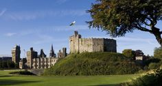 Cardiff, Wales - First Great Western train from Paddington station - 2 hours from London, £37+
