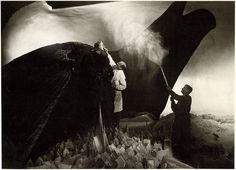 Faust behind the scenes (1926)   silentfilm.org