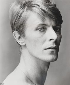 #davidbowie The usually flamboyant David Bowie is captured by Snowdon in a rare moment of quiet reflection