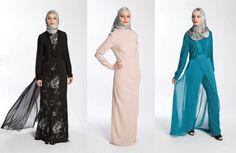 New Luxury British Brand Creates Fashionable Modest Wear for Muslim Women   About Islam