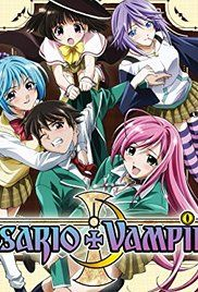 Rosario Vampire Season 2 Episode 23. Tskune accidentally gets on a bus to a school of monsters.