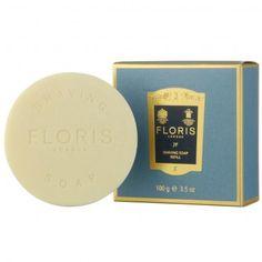 JF Shaving Soap Refill FLORIS