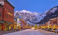 Two Towns. One amazing experience - Telluride and Mountain Village Colorado. Nestled at the end of a lush canyon and surrounded by some of Colorado's most rugged peaks, year-round activities abound. Telluride Colorado, Colorado Winter, Winter Activities, Fun Activities, Local Events, Winter House, Family Travel, Family Trips, Skiing