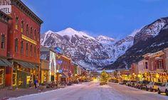 Wo man in #colorado  seinen #Skiurlaub mit Kultur verbinden kann