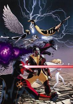 The X-Men - Travis Charest