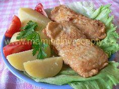 Rybí nugety Pork, Chicken, Meat, Kale Stir Fry, Pork Chops, Cubs