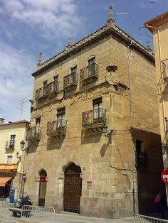 Casa del I Marqués de Cerralbo
