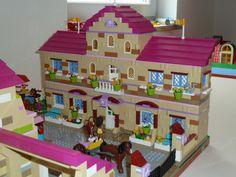 Lego Friends - Summer Riding Camp MOC