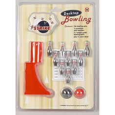 Desktop Bowling Game $8