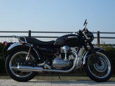 Kawasaki W400 custom
