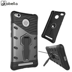 AKABEILA Heavy Duty Silicone Cases For Xiaomi Redmi 3S Redmi 3 Pro Redmi 3S Pro Redmi3 Pro Cover Durable Shell Hood Bags Back
