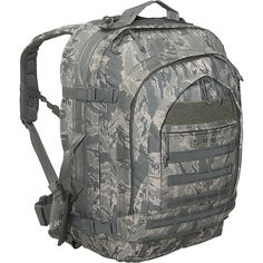 Sandpiper of California Bugout Bag (ABU Camo, 22x15.5x8-Inch) *** Find out more details by clicking the image : Backpacking bags