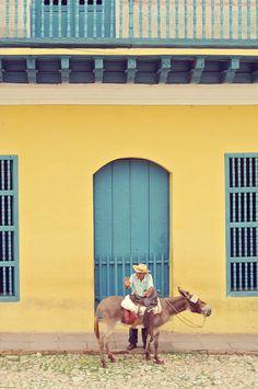Peter Hoang & Nerissa Goco : Trinidad, Cuba