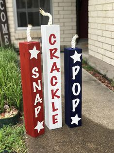 4th July Crafts, Fourth Of July Decor, 4th Of July Celebration, 4th Of July Decorations, Patriotic Crafts, Patriotic Party, 4th Of July Party, July 4th, Birthday Decorations
