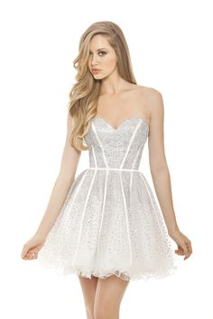 Eleni Elias Collection Official Web Site - Prom Collection - Style P407