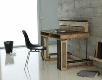 Palettes - Faites vos meubles (Make your furniture)