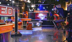 Rogers Sportsnet Media Centre designed by #WareMalcomb