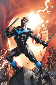 NIGHTWING: THE REBIRTH DELUXE EDITION BOOK ONE HC Written by TIM SEELEY Art by JAVIER FERNANDEZ, MARCUS TO, MARCIO TAKARA and MINKYU JUNG Cover by IVAN REIS and JOE PRADO