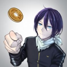 Tags: Anime, Pixiv Id Noragami, Yato (Noragami), Money Noragami Anime, Yatogami Noragami, Manga Anime, Yato And Hiyori, All Anime, Anime Guys, Anime Art, Anime Life, Manga Girl