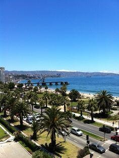 "See 2256 photos and 142 tips from 24041 visitors to Viña del Mar. ""Beautiful city, the tourists and inhabitants are recommended to take care of his. Places Around The World, Around The Worlds, Living In Peru, Places To Travel, Places To Visit, Visit Chile, Good Vibe, World Heritage Sites, Beautiful Landscapes"