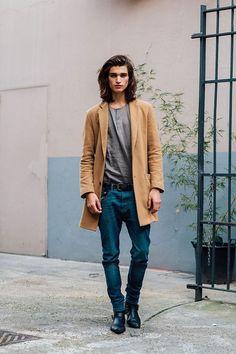"justdropithere: ""Alexander Ferrario by Jonathan Daniel Pryce - Milan Men Fashion Week FW16 Street Style """
