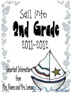 Step into 2nd Grade with Mrs. Lemons: One more day!