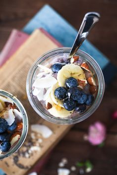 Nennen wir das Porridge Kind doch mal beim Namen: good old Haferschleim oder Haferbrei is in the house. Egal ob als Porridge, Overnight Oats oder Bircher Müesli, Haferflocken zum Quellen zu bringen…