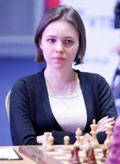 Mariya Muzychuk (Ukraine)