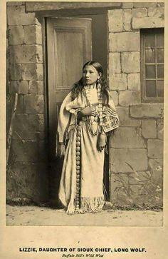 Lizzie, Sioux