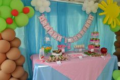 Peppa Pig Birthday Party Ideas | Photo 20 of 41 | Catch My Party