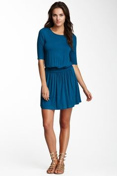 S.H.E. Ruched Jersey Dress from HauteLook on Catalog Spree