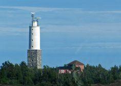 Rönnskär Light, Gulf of Finland,