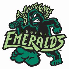 'Eugene is a hotbed of countercultural ideas,' said Brandiose's Jason Klein. 'From Sasquatch sightings to hippy culture, the Ems are honoring Eugene's eccentricities with a few of their own.' - Emerald's Official WebsiteOh, okay...
