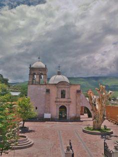 MEZQUITIC, en el norte de Jalisco, un municipio pobre donde viven los Huicholes
